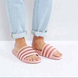 adidas Adilette Velvet slide